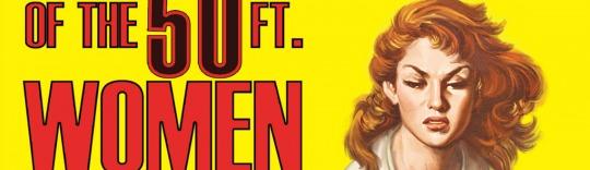 Doug Sirois 50ft Woman News Feature Image