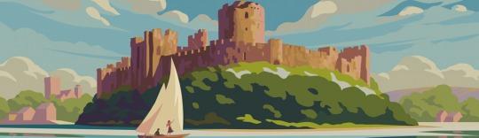 Gary Redford Pembroke Castle News Feature Image