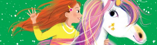 Lucy Truman Unicorn Academy Matilda and Pearl News Feature Image