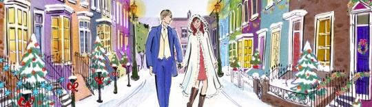 Robyn Neild A Wedding On Christmas Street News Feature Image