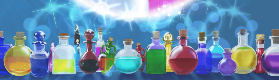 Andrew Farley Magic potions News Feature Image