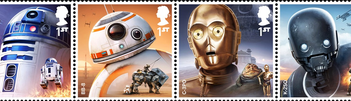 Digital Progression Star Wars Stamps News Feature Image