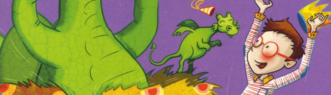 Garry Parsons Dragonsitter's Party News Feature Image