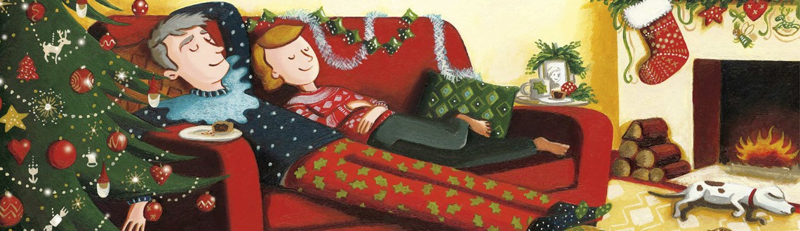Garry Parsons Nuddy Ned's Christmas News feature Image