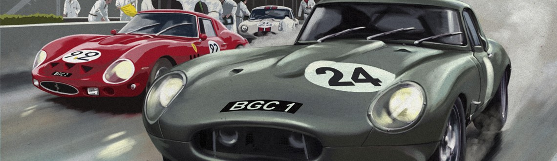Garry Walton Goodwood Revival News Feature Image