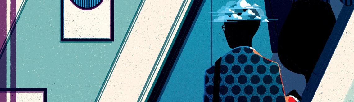 Tom Peake Artist Spotlight News Feature Image