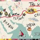 Anna Hymas Silk Route News Item
