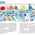 Cristina Guitian Jumbo magazine News Item