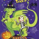 Garry Parsons Dragonsitter Trick or Treat News Item Cover