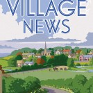 Garry Walton Village News Item cover