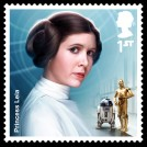Malcolm Tween Star Wars Leia News Item