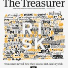 Nick Chaffe The Treasurer Magazine News Item